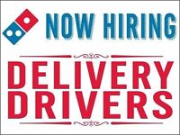 Domino's Pizza Delivery Driver - Immediate Start