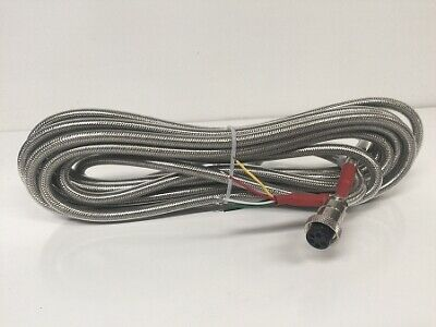 Scales Weighing Systems Heavy Duty Vinyl Coated Steel Braided Replacement Cable