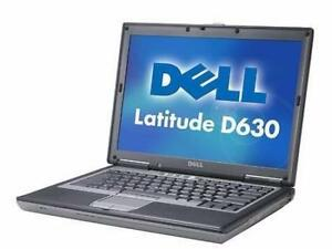 "MEGA SOLDE : Dell Latitude D630 Core 2 Duo - MEM 4Gb - 80GB - 14.1"" - Win 7"