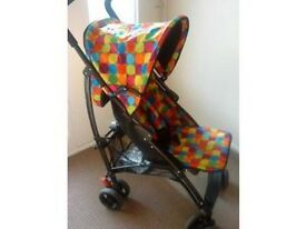 Mothercare pick n mix pushchair