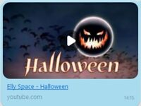 Elly Space: Halloween (MP3) - Music dedicated to Halloween