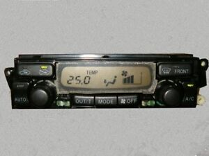 WANTED; CLIMATE CONTROL UNIT (AC/HEAT )FOR 2000 TOYOTA 4 RUNNER