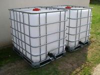 réservoir (Cuve) 1000 litres