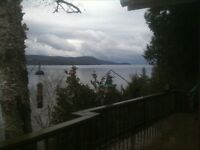 Lake Memphremagog WATERFRONT bord de l'eau near Owls Head