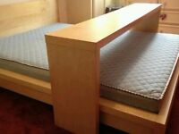 Ikea Malm Occasional Over-bed Table