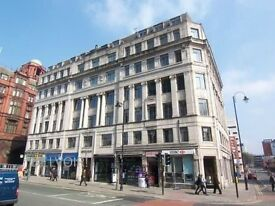 1 bed apartment Oxford Rd,City Centre,furnished,close to public transport, fitted bathroom & Kitchen
