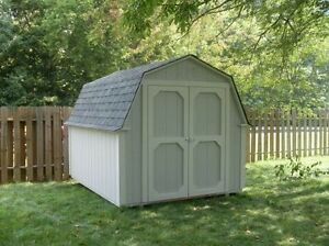 Looking for a shed.