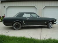 Ford Mustang Project WANTED 1964 1965 1966 1967 1968