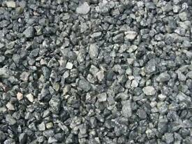 Green granite driveway gravel free local delivery in hull