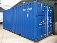 20' sea shippng container