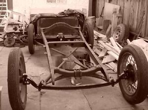Wanted 1928-31 Ford frame  (roller)