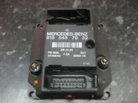 PMS ecu for Mercedes E200 W124, 0155457032, 015 545 70 32
