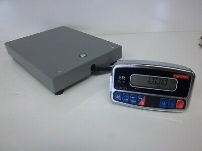 Tor-rey Sr-50100 100 Lb Shippingbench Scale