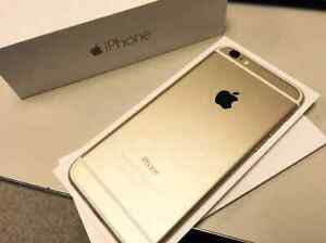 Mint Factory Unlocked Gold IPhone 6