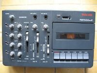 Tascam porta 03 MK11 analog 4 track cassette mini-studio FOR SALE