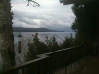 WATERFRONT Lac Memphremagog Labor Day Owls Head!