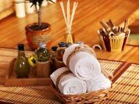 Thai massage with Muta