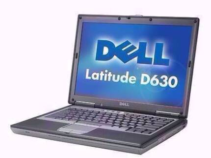 DELL Latitude D630 Laptop Intel C2D T7500 3GB RAM 250GB HDD Adelaide CBD Adelaide City Preview