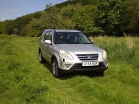 Reliable Silver Honda CRV for sale