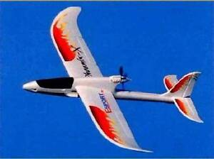 E-Sport Pheonix radio controlled plane Darley Moorabool Area Preview