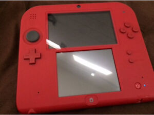 Barely used nintendo 2ds