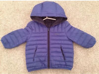 Baby boys genuine Hugo boss jacket brand new condition! (12 months)