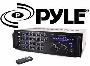 NEW PYLE 1000w BLUETOOTH DJ MIXER   Musical Instruments Gear > DJ Equipment > DJ Mixers  85838069