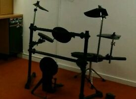 Techtonic gear4music electronic drum kit