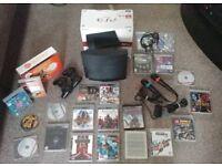 Huge PS3 bundle, 20 games, Active 2, Singstar, 2 controller's, boxed