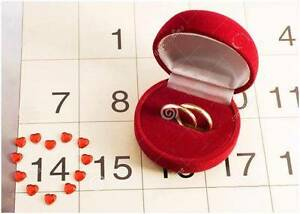 Did you receive a Valentine's Day Proposal? How romantic! Rivervale Belmont Area Preview