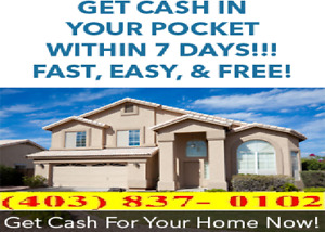 WE BUY PROPERTIES WHEN OTHERS CAN'T. QUICKLY, HASSLE FREE