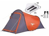 Tent for 2 people - Gelert quickpitch compact