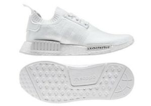 DS Triple White Adidas NMD R1 Japan Size 10