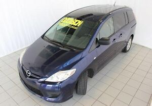 2009 Mazda Mazda5 GS MAGS 5 VITT AC TOUTE EQUIPE 5 SPEED MAGS FU West Island Greater Montréal image 4