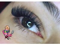 Eyelash Extensions in North London - N13 - Mobile if needed- late night, weekend apps also till Xmas