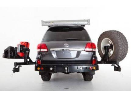 DUAL SPARE WHEEL CARRIER FREE PERTH METRO DELIVERY