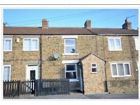 Deceptively spacious 2 bedroom cottage with large garden and 2 off street car parking spaces