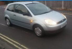 Ford Fiesta 1.3 Finesse - Hatchback - 3 Door - Manual - Petrol - 2003