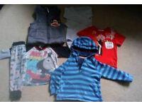 Bundle of boy's clothes age 2-3