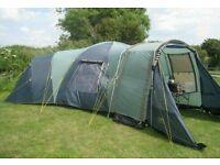Attwoolls Cheltenham 6 Berth Tent