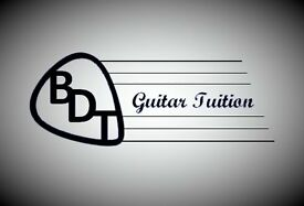 Guitar Tuition/Lessons for everyone