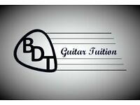 Professional Guitar Tuition for all levels (BDT Guitar Tuition)