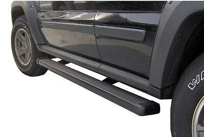 2013 Ford F150 F-150 Super Crew Cab (New Body) Black Running Step Boards