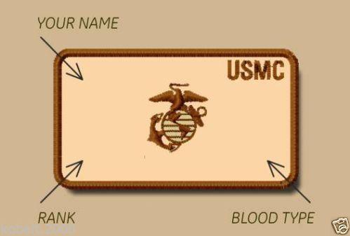 Marine Corps Velcro Patches | Marine World