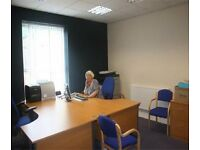 Office to let town centre 198sq feet 24hr access heat and light included