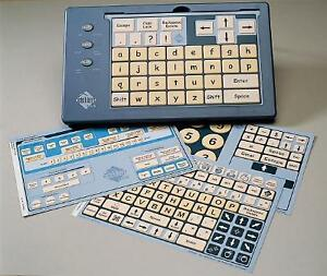Intellikeys Keyboard for Special Needs Students and Adults