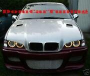 BMW E36 Motorhaubenverlängerung