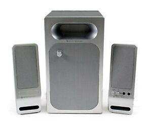 Altec Lansing VS2321 2.1 Powered Audio System very good for your