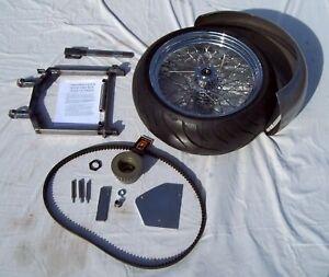 Sportster Wide Tire Ebay