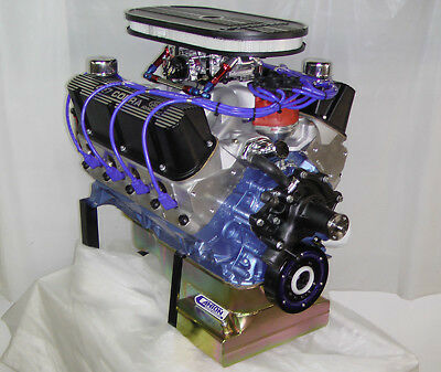 Ford 351W 427CI  Stroker Crate Engine With 575HP Dyno Tested Custom Built
